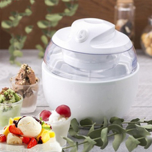 Fully Automatic Home Ice Cream Machine Fruit Ice Cream Children Diy Ice Cream Cone Machine Ice Mini Ice Cream Machine