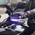 Protector de manillar de moto para honda cr 250 kawasaki vulcan s 650 yamaha fz6 suzuki drz 400