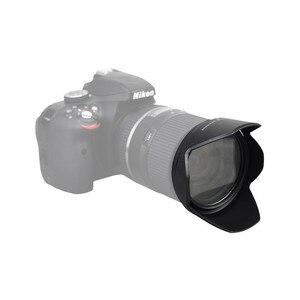 Image 5 - Pare soleil réversible pour caméra à fleurs pour Tamron 16 300mm f/3.5 6.3 Di II VC PZD objectif MACRO remplace Tamron HB016
