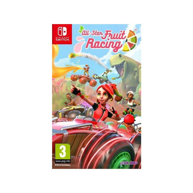 All Star Fruit Racing Switch Nintendo Switch Games Age 3 +|Game Deals| |  - title=