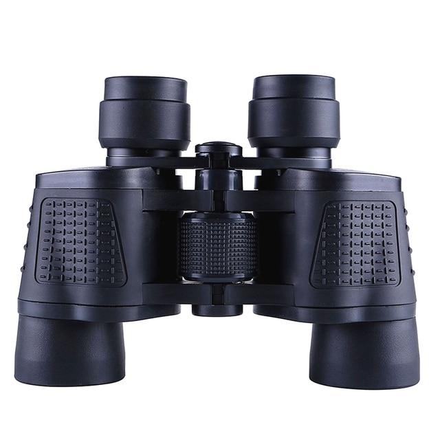 High Power HD Professional Binoculars 80x80 10000M Hunting Telescope Optical LLL Night Vision for Hiking Travel High Clarity 3