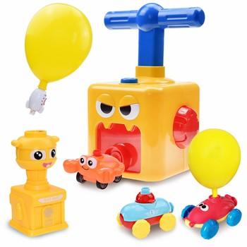Nowa rakieta balon uruchomienie wieża puzle zabawa edukacja bezwładność Air Power balon samochód nauka expericen zabawki dla dzieci prezent tanie i dobre opinie BADILE Z tworzywa sztucznego CN (pochodzenie) 5-7 lat Inne Power Balloon Car 1 30 Accessories are random colors