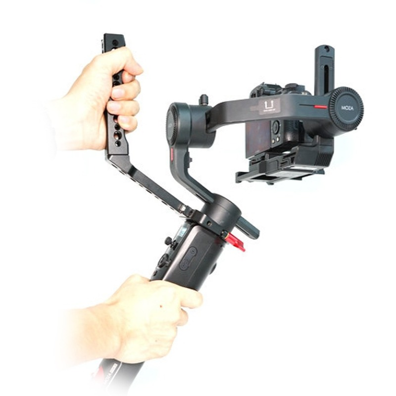 3-Axis Handheld Gimbal Stabilizer for MOZA AIR 2 Extension Hand Grip Accessory I