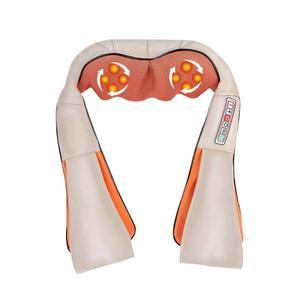 Image 1 - مدلك الرقبة الكهربائية متقن تصنيع دائم الأشعة تحت الحمراء التدفئة الكتف دلك جهاز تدليك الرعاية الصحية دروبشيبينغ