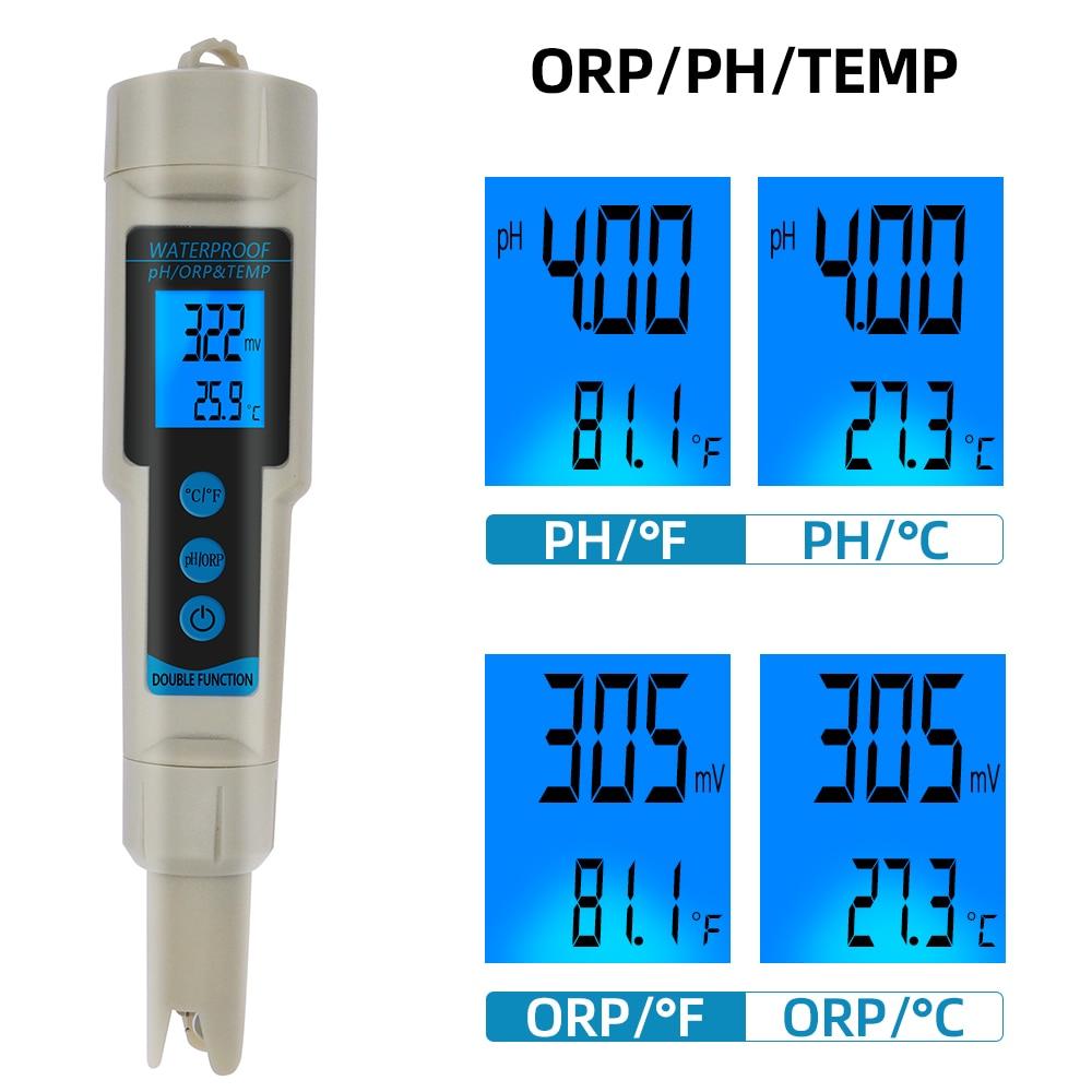 ORP009 ORP PH三合一灰色笔-解析