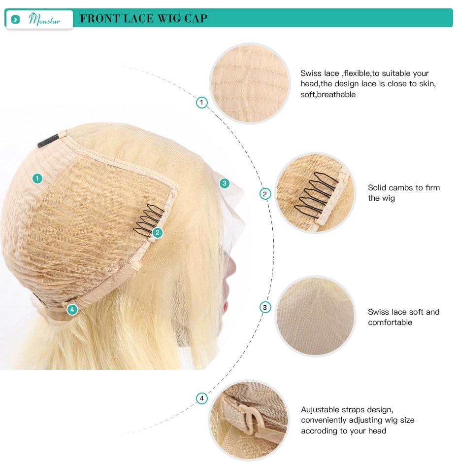 human hair wigs blonde