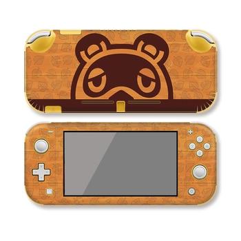 Autocollants Vinyles Nintendo Switch Lite Nook Animal Crossing