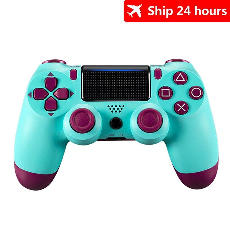Геймпад для PS4 контроллер геймпад Bluetooth для PS4 Геймпад Dualshock 4 Bluetooth контроллер Джойстик для play station 4 Геймпады      АлиЭкспресс