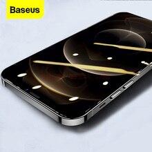 Baseus – protecteur décran, 2 pièces, en verre trempé de 0.3mm, pour iPhone 12 11 Pro XS Max XR X SE 2020
