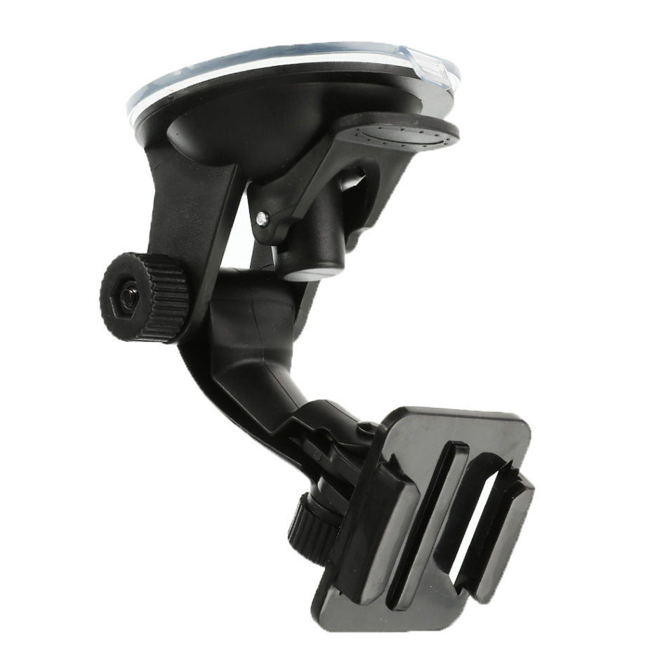 Car DVR Holders Dash Cam DV Bracket GPS Tripod Windshield Vacuum Suction Mount Stand For GoPro Hero 6 5 Sports Camera