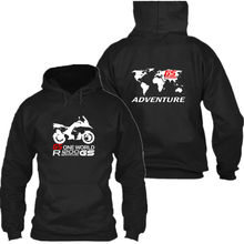 2019 Merk top GS R1200 Team wereldkaart afdrukken Motorfiets Trainingspak Hip Hop Hoodies Subaru Casual mannen Suzuki Sweatshirt Hoodies(China)