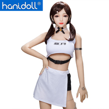 Hanidoll Japanese Silicone Sex Dolls 148cm Love Doll Real Sex Doll Realistic Ass Vagina Breast Fetish Men TPE Sex Toys for Men цены онлайн