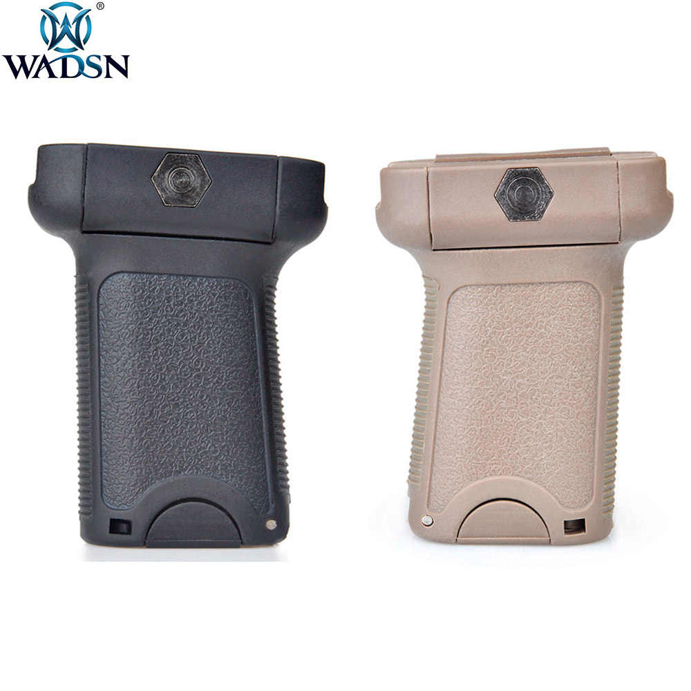 Wadsn Tactical Airsoft TB1069 Td Grip Universele Speelgoed Accessoires Plastic Handgreep VSG-S Grip