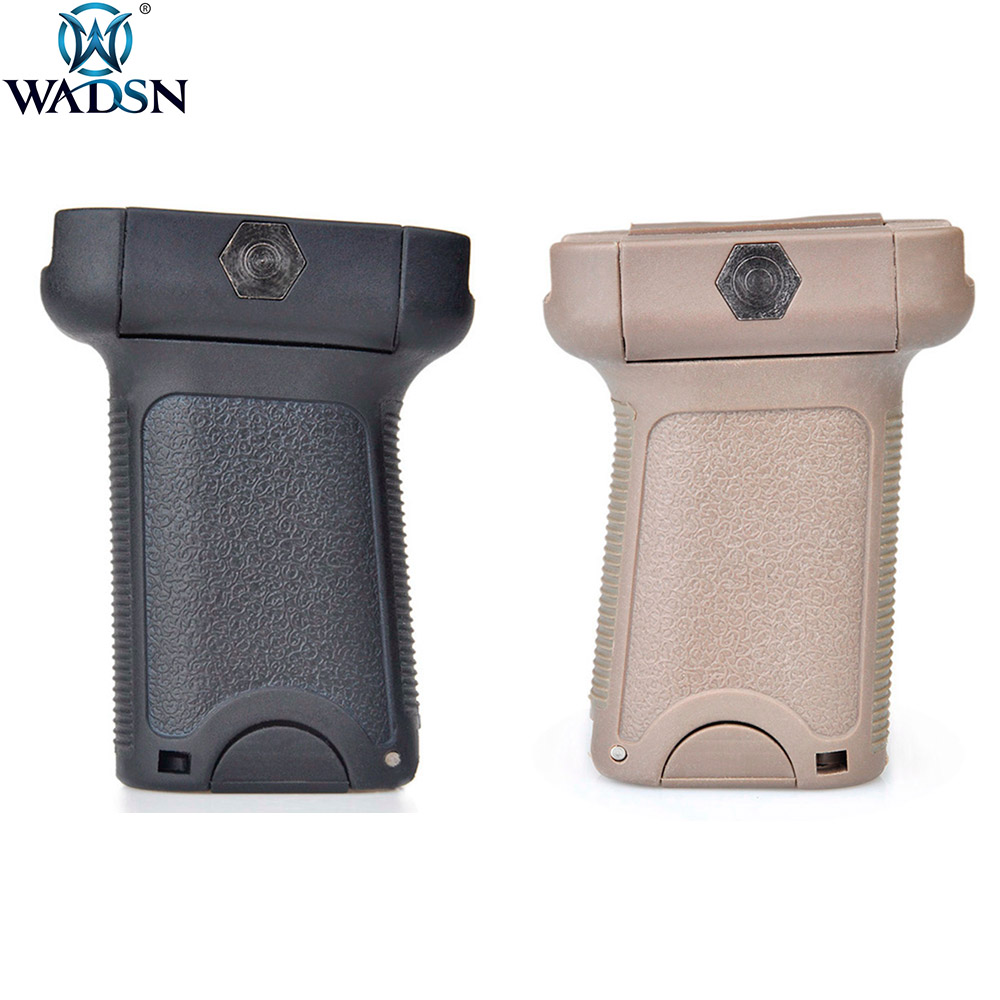 WADSN Tactical Airsoft TB1069 TD Grip Universal Toy Accessories Plastic Handgrip VSG-S GRIP