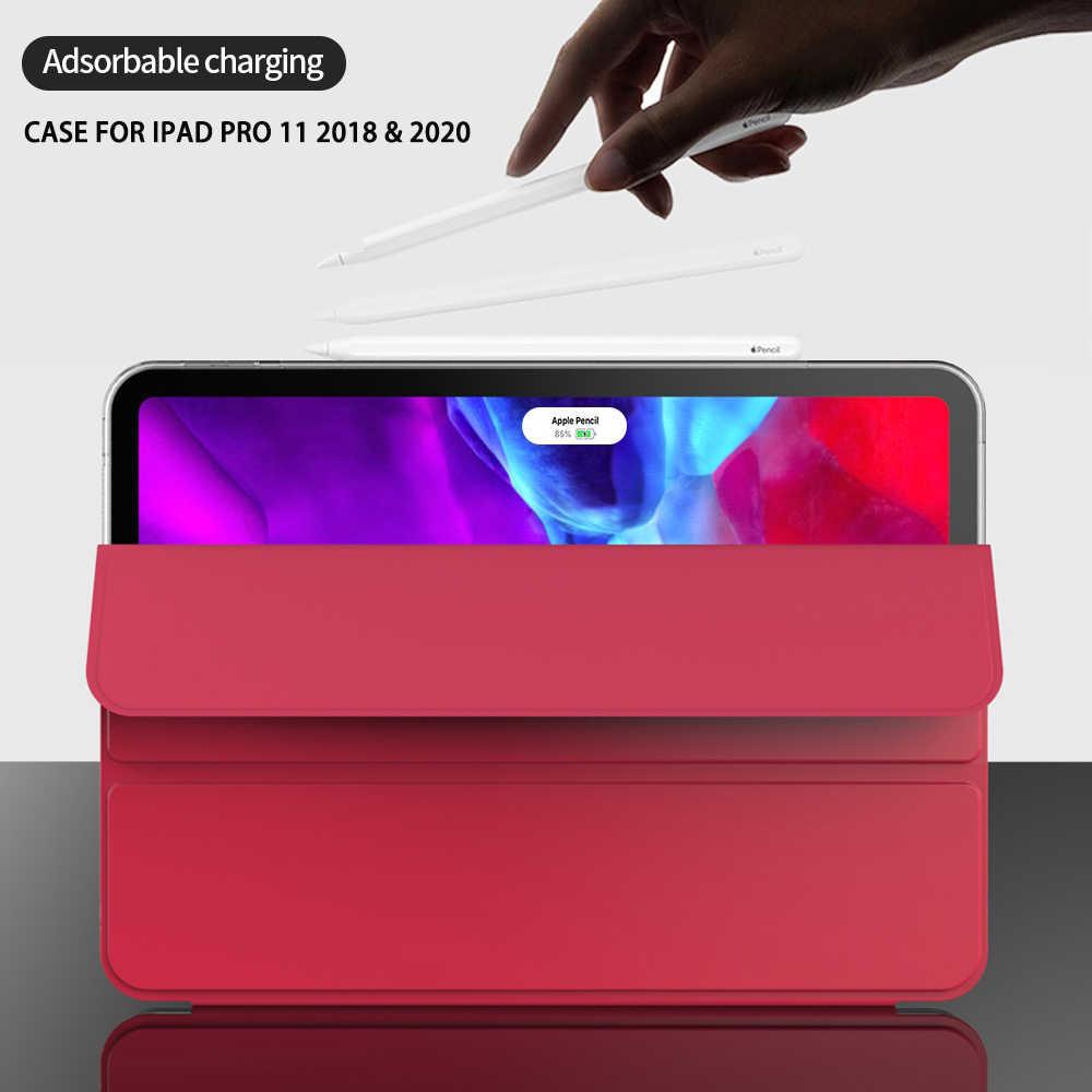 IPad hava 2 için hava 1 kılıf 2018 9.7 10.2 2019 Funda yumuşak iPad kılıfı 6th 7th nesil iPad kılıfı 2 3 4 Mini 1 2 3 4 5