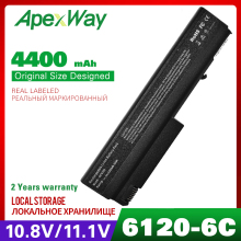 Replacement laptop battery for HP Business Notebook NC6110 NC6115 NC6120 nc6140 NC6200 NC6220 NC6230 nc6300 nc6320