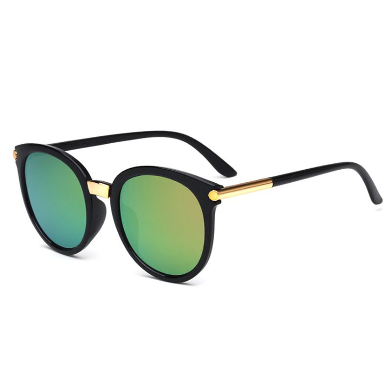 New arrival Big Frame Ladies Sunglasses Colorful Reflective UV400 Glasses Women in Women 39 s Sunglasses from Apparel Accessories