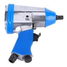 Air Impact Air-Tools Pneumatic-Wrench for Car Truck Repairing 178mm Rattle-Gun 1/2in