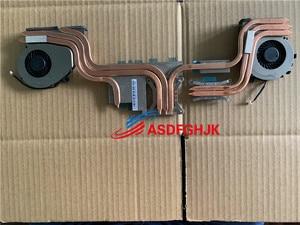 E322500149A dla MSI GE72VR GP72VR GE72 GP72 laptopa radiatora i wentylatora 4PIN MS-179B MS-1799 PAAD06015SL 100% TESED OK