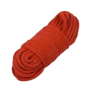 Image 3 - Привязь для связывания шибари, Привязь для связывания веревки, ограничитель для связывания, секс игрушки для взрослых для пар 5 м/10 м, мягкая хлопковая веревка