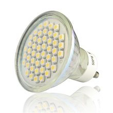 GU10 4W 3000K Low Consumption Environment-friendly Non-dimmable Compact Size Lightweight 120 Degree Beam Angle LED Spotlight