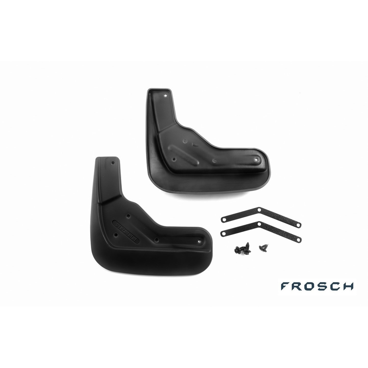 Front mud flaps for HAVAL H6  2014  without thresholds  ext. 2 pcs. (optimum) in the package|Mudguards| |  - title=