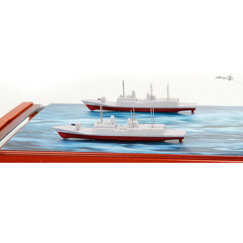 Chinese LiaoNing Carrier Battle Groep Schip Boot 1/1600 Legering Simulatie Model - 5
