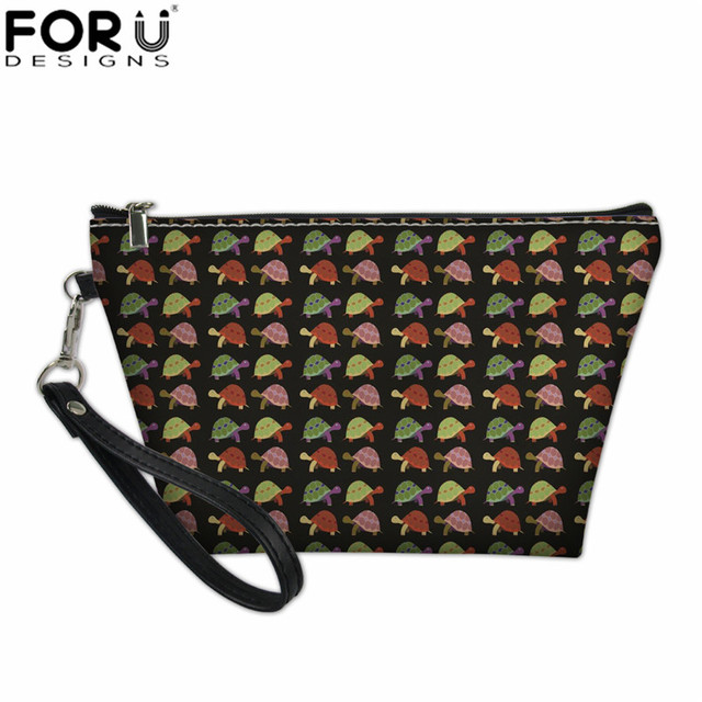 Sea Turtle Makeup Pouch For Women S