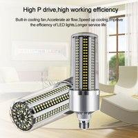 Remon LED Corn Light Bulbs 5000K Daylight White 144000 Lumen Super Bright Corn Bulb for Commercial Ceiling Lamps Garage Warehou