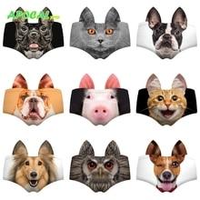 APOCAL Animal Print 3D Sexy Underwear Women s Cat Panties Printing Kawaii Pig Cute Ear Bull Dog Anime Wild Funny Briefs Fashion