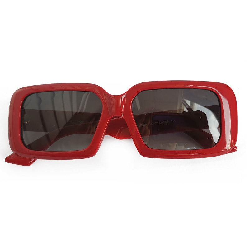 original vintage fashion designer acetate sunglasses women men for outdoor uv400 blocking 2020 red brown black new style