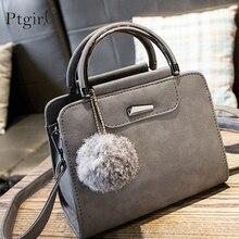 Fashion Women Shoulder Bags For Girls 2019 High Quality Leather New Rivet handbag Ladies Casual Crossbody bolsos mujer