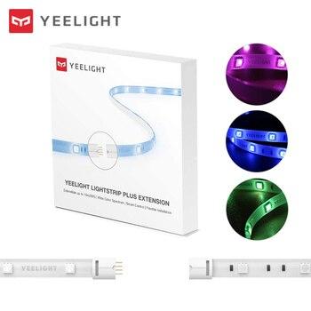 Yeelight Smart Light Strip 1m Extension for Aurora Lightstrip Plus LED RGB Color Lights Work with Alexa Google Assistant Xiaomi