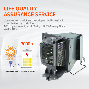 Image 2 - Lampada nuda compatibile ELPLP49/V13H010L49 di alta qualità per H373B H373A H337A H336A H293A H292A H291A EH TW2800 EH TW2900
