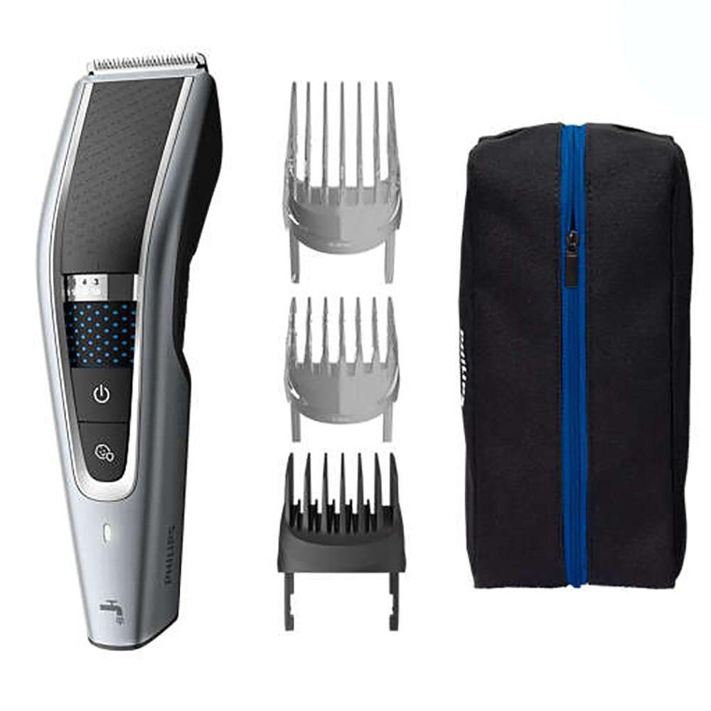 Philips Haarschneider Waschbar Haar Clipper HC5690/15 mit Haar bündel diversion PRO technologie 27-speed länge einstellung