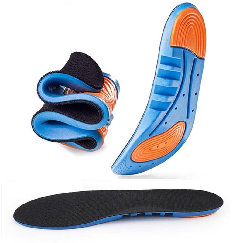 Soft Insoles Professional Cushion Foot Care Shoe Inserts Light Shoe Eva Deodorant Orthotic Train Insole