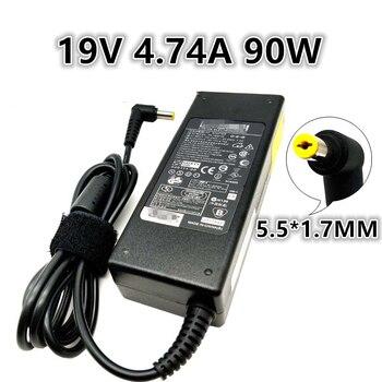 Adaptador de corriente Universal para cargador portátil, 19V, 4,74a, 90W, para Acer...