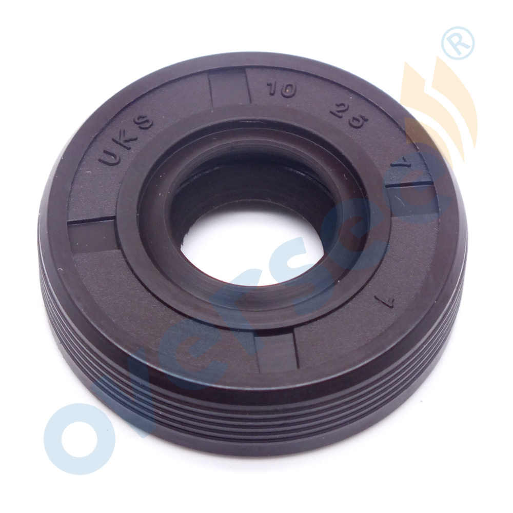 369-01215 Shaft Oil Seal For Mercury Tohatsu Outboard Motor Parts 369-01215-0 10x25x7