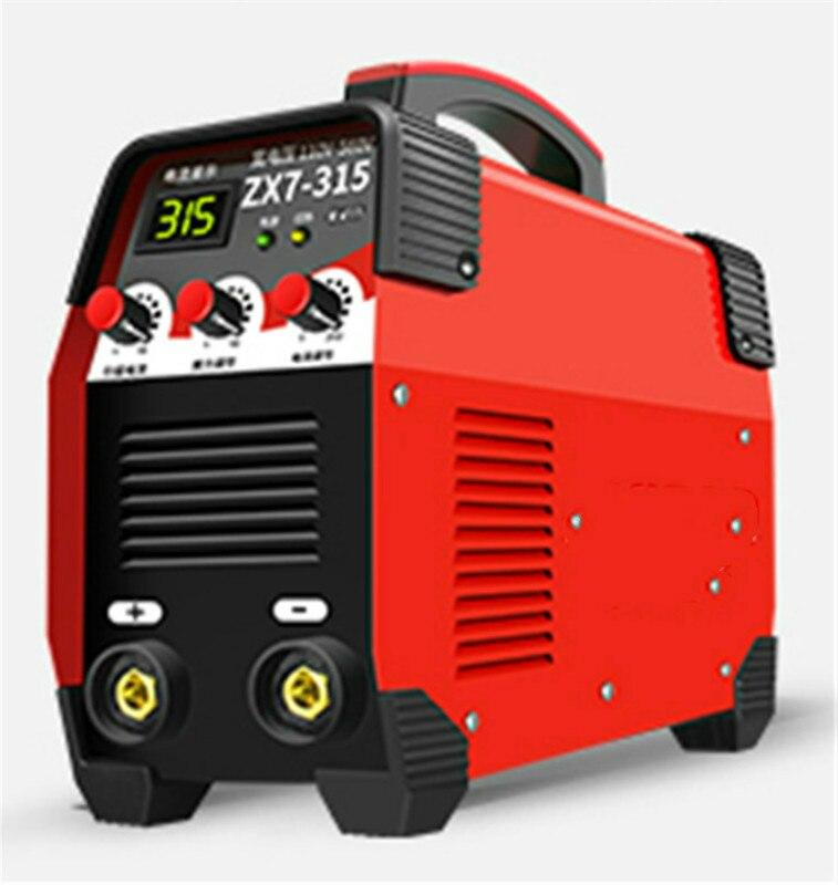 110 v-560 V 11KW ZX7-315 20-315A Arc Kraft Elektrische Schweißen Maschine LCD Digital Display IGBT Inverter Schweißer freies verschiffen