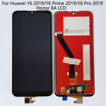 6.09'' Original New LCD Screen For Huawei Honor 8A honor 8A Pro JAT-L29 LCD Display Touch Screen Digitizer Assembly+Frame(China)