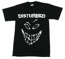 Disturbed Glow In The Dark Scary Guy Face (China)