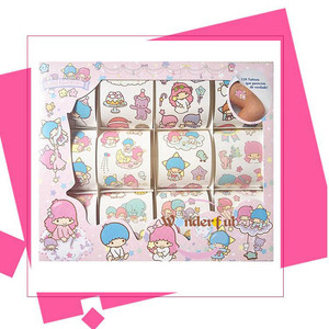 Image 5 - Little Twin Star Sticker for Tatoo Twin Star Body Sticker for Kids 1 Set 120 Patterns