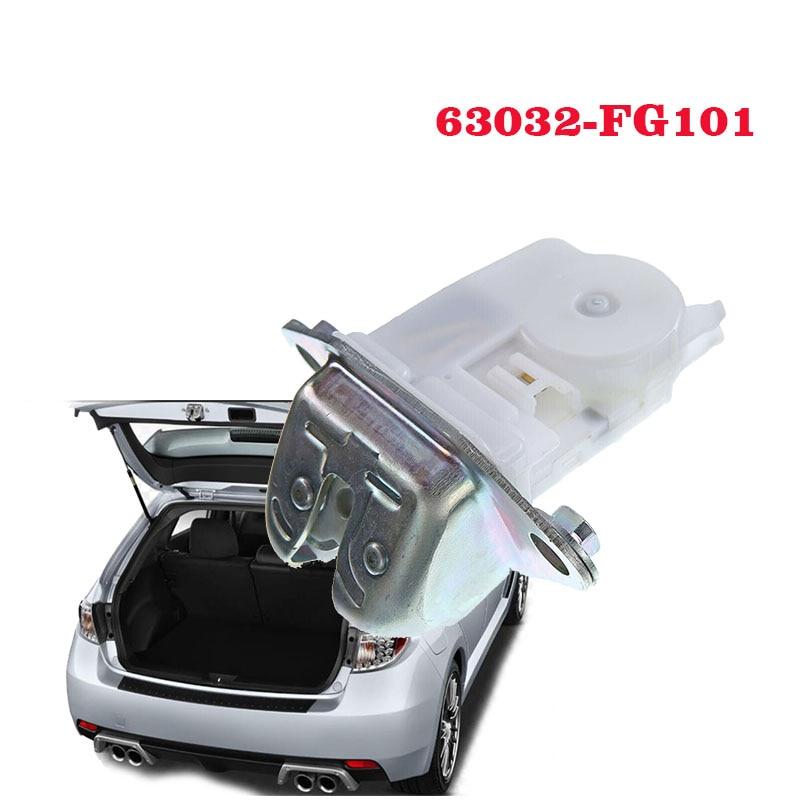 Door Lock Actuator Trunk for Subaru Impreza Crosstrek Forester 08-18 63032FG101