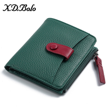 Short Women's Wallet for Woman Small Wallets