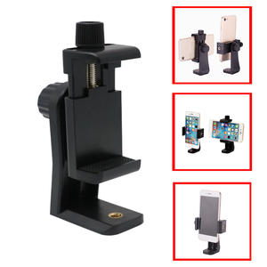 Mount-Adapter Camera Clipper Statief-Stand Mobiele iPhone Universele Telefoon 360