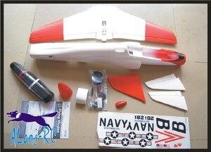 Image 3 - Gorący bubel 70 (64mm) EDF 4 kanałowy samolot T45 t 45 red arrow EPO odrzutowiec RC model samolotu HOBBY zestaw lub 3S 64 efr PNP