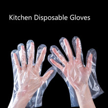 Kitchen Disposable Gloves Eco-friendly Food Touch Fruit Vegetable Plastic Daily Use