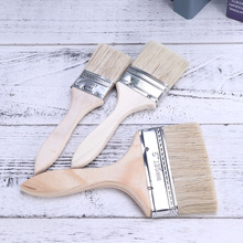 5 in 1 Thickened Painting Chip Brushes for Adhesives Paint Touchups Painter Supplies