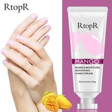 RtopR – masque pour les mains à la mangue, crème blanchissante pour les mains, callosités exfoliantes, filmant, Anti-âge, hydratant, nourrissant, cire pour les mains