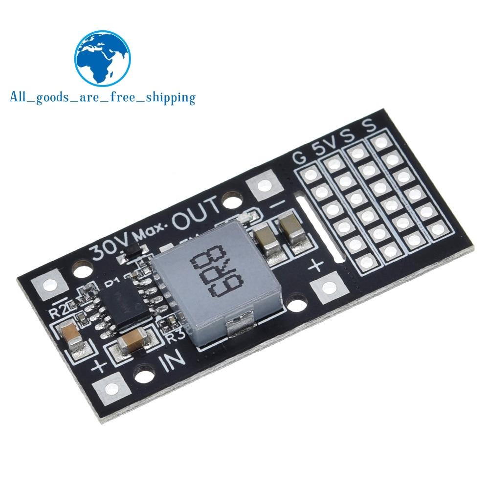 Module abaisseur de servomoteur 5V 5a SY8205/MP2482, carte de commande de puissance Servo 6 canaux pour Arduino Raspberry Pi